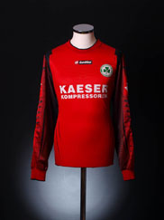 2007-09 Omonia Nicosia Goalkeeper Shirt  #1 XL