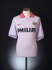 2007-09 PSV Away Shirt XXL