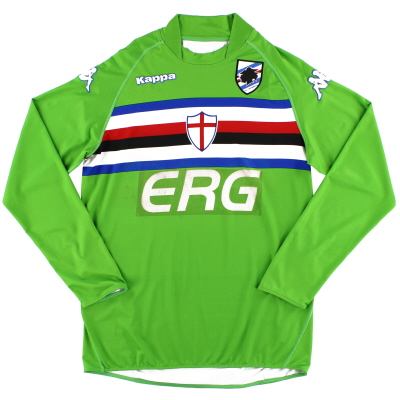 Retro Sampdoria Shirt