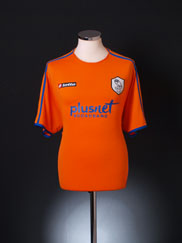 2007-09 Sheffield Wednesday Away Shirt L