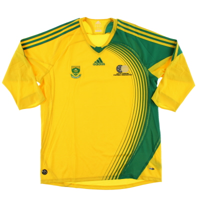 2007-09 South Africa Home Shirt L