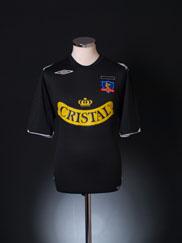 2007 Colo-Colo Away Shirt *BNIB* L