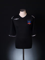 2007 Colo-Colo Womens Away Shirt *BNIB* M