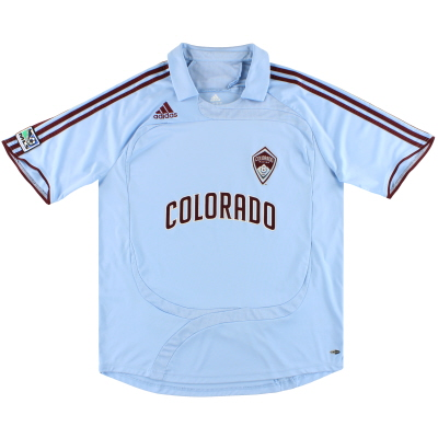 Colorado Rapids  Visitante Camiseta (Original)