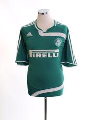 2007 Palmeiras Home Shirt L