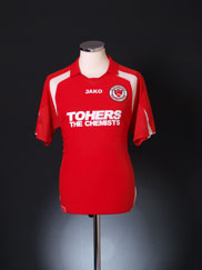 2007 Sligo Rovers Home Shirt M/L