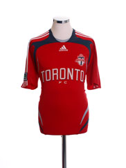 2007 Toronto FC Formotion Home Shirt M