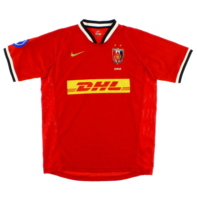 2007 Urawa Red Diamonds Home Shirt M