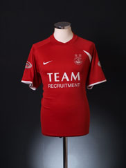 2008-09 Aberdeen Home Shirt M