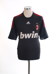 2008-09 AC Milan Third Shirt M
