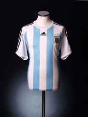 2008-09 Argentina Home Shirt *BNWT* XL