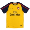 2008-09 Arsenal Away Shirt Toure #5 S