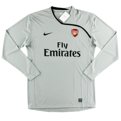 2008-09 Arsenal Player Spec GK Away Shirt *BNWT* XXL