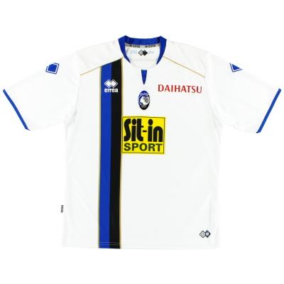 2008-09 Atalanta Away Shirt L
