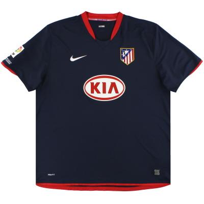 2008-09 Atletico Madrid Nike Away Shirt XXL