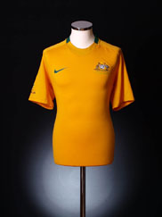 2008-09 Australia Home Shirt *Mint* L
