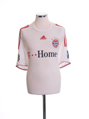 2008-09 Bayern Munich Champions League Third Shirt *BNWT* L