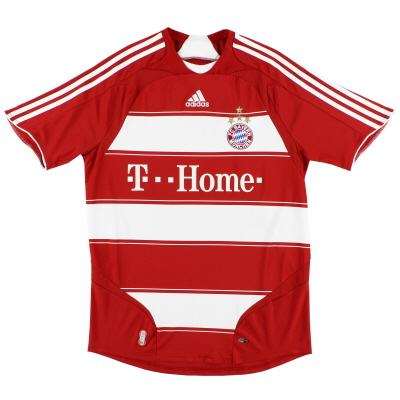 2008-09 Bayern Munich Home Shirt M