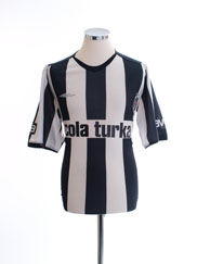 2008-09 Besiktas Third Shirt XL