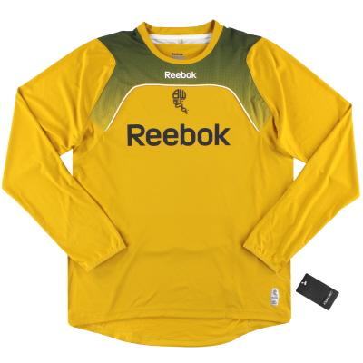 2008-09 Bolton Reebok Away Shirt *w/tags* L/S XL
