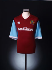 2008-09 Burnley Home Shirt L