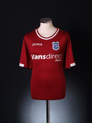 2008-09 Cardiff City Away Shirt M