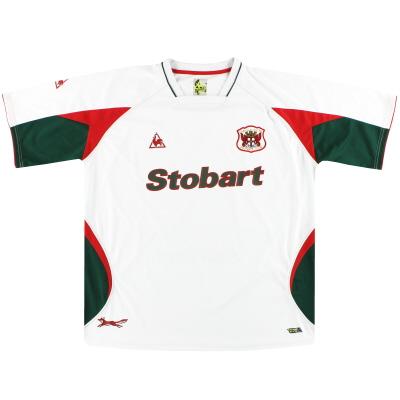 2008-09 Carlisle Le Coq Sportif Third Shirt XXL