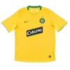 2008-09 Celtic Away Shirt McDonald #7 L
