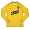 2008-09 Celtic Away Shirt McDonald #7 L/S *Mint* XL