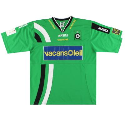 2008-09 Cercle Brugge Home Shirt *Mint* XL