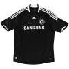 2008-09 Chelsea Away Shirt Essien #5 L