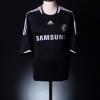 2008-09 Chelsea Away Shirt Quaresma #18 L
