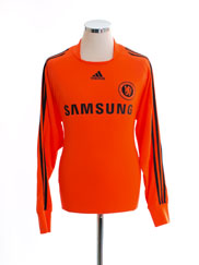 2008-09 Chelsea Goalkeeper Shirt #1 L