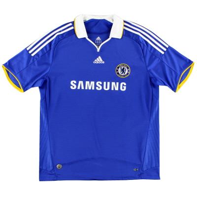 2008-09 Chelsea adidas Home Shirt M