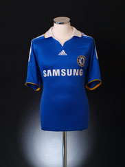 2008-09 Chelsea Home Shirt XXL