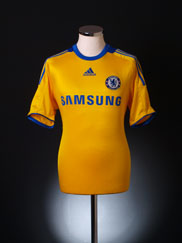 2008-09 Chelsea Third Shirt XL.Boys