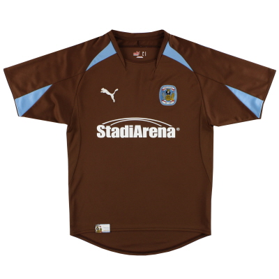 2008-09 Coventry Puma 125th Anniversary Shirt S