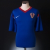 2008-09 Croatia Away Shirt Modric #14 S