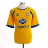 2008-09 Crystal Palace Away Shirt Moses #11 M