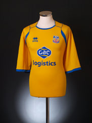 2008-09 Crystal Palace Away Shirt XXXL