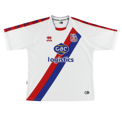 2008-09 Crystal Palace Errea Home Shirt L