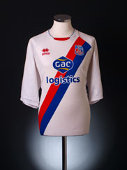 2008-09 Crystal Palace Home Shirt 4XL