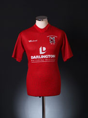 Darlington  Uit  shirt  (Original)