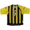 2008-09 East Fife Match Issue Home Shirt #9 L/S XL
