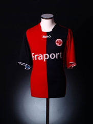 2008-09 Eintracht Frankfurt Home Shirt XL