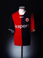 2008-09 Eintracht Frankfurt Home Shirt #9 XL