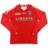 2008-09 Empoli Match Issue Away Shirt Angella #14 L/S XL
