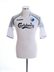2008-09 FC Copenhagen European Shirt M