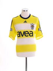 2008-09 Fenerbahce Away Shirt M