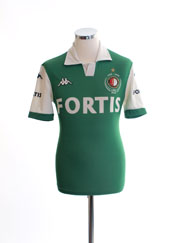 2008-09 Feyenoord Centenary Away Shirt XXXL.Boys